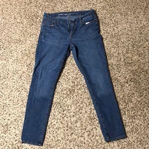 Old Navy super skinny size 12 jeans